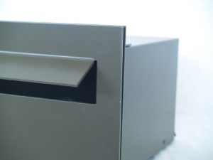 letterbox- built-in