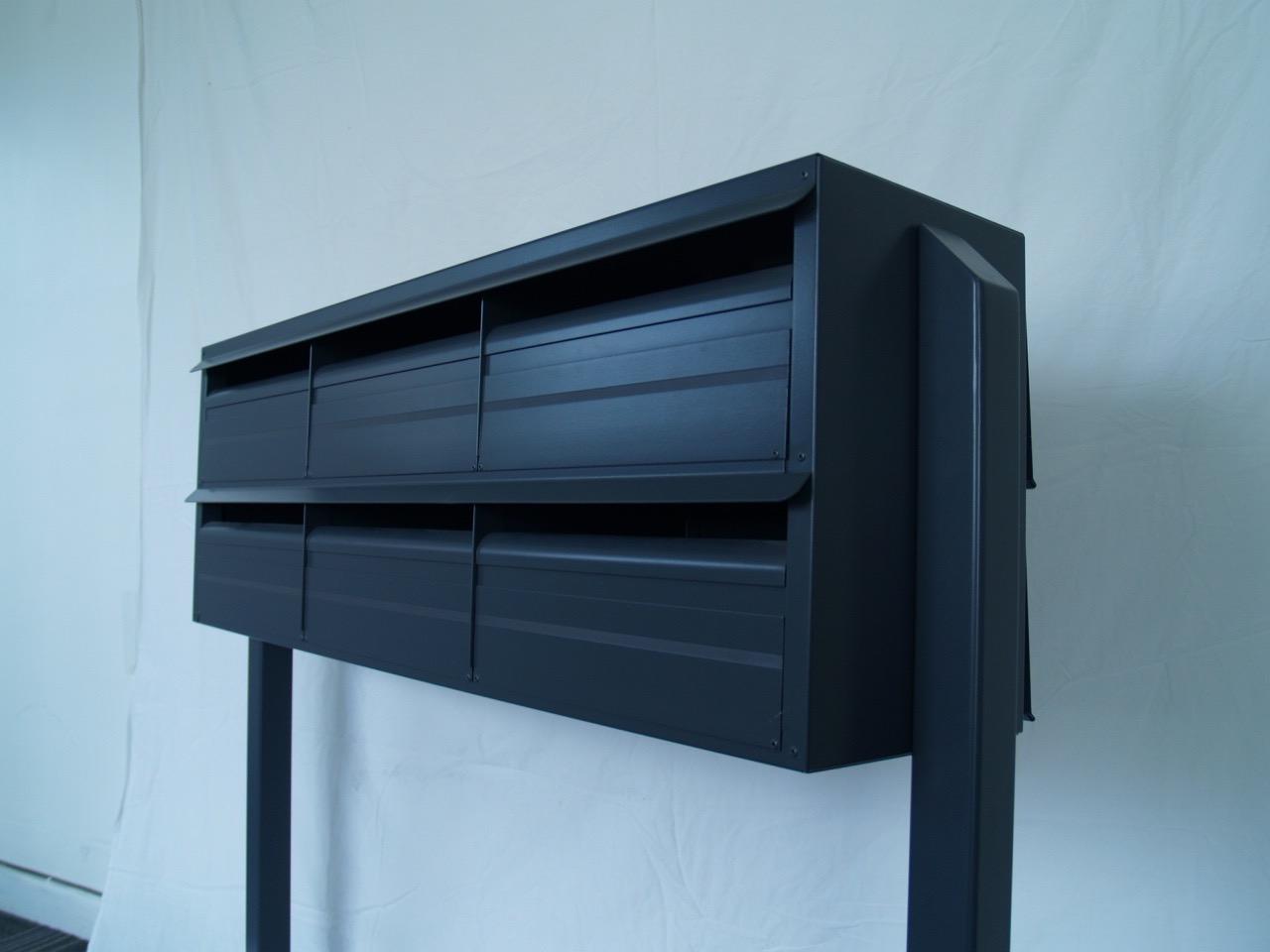 Multibank Letterbox